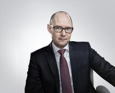 Schatzmeister Marc W. Lorch / Foto: © Dr. Zwissler Holding