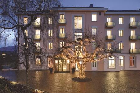 SUI Hotel Eden Aussen