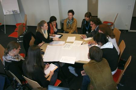 Beim Destinationcamp diskutieren die Teilnehmer aktuelle Themen der Branche. Ziel: ergebnisorientierte Erörterung aus vielen unterschiedlichen Perspektiven.