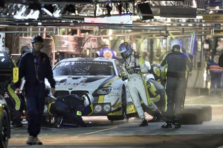 #98 BMW M6 GT3, ROWE Racing
