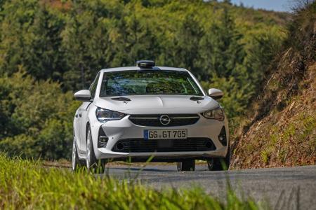 Starker Einstand: Der Opel Corsa Rally4 steht in den Startlöchern