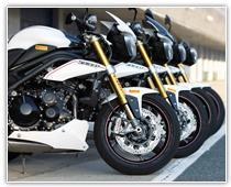 Motorradreifen aus der Diablo-Familie