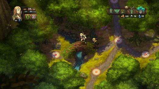 Might & Magic Clash of Heroes - Adventure Sylvan
