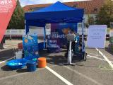 Stand beim SWR Familienfest