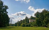 Der Park an der Ilm mit dem Römischen Haus ist Teil der sechs BUGA-Außenstandorte in Weimar.