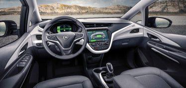 Well informed: New Opel Ampera-e with digital instrument panel and central, iPad-inspired monitor