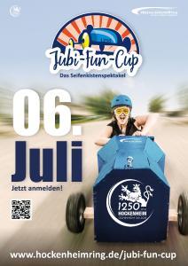 Plakat Jubi-Fun-Cup