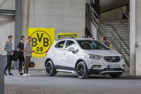 Die neuen Opel ON-Sondermodelle