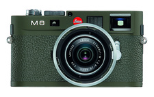 "Neue Sonderedition LEICA M8.2 ""Safari"""