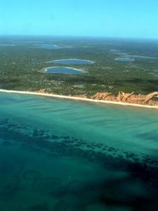 Mosambik Reisen Ozean