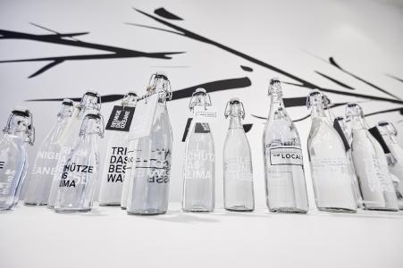 Bottles von The Local Water