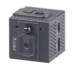 NX 4459 01 7links HD Micro IP Überwachungskamera mit WLAN