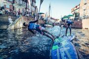 Mittelalterliches Hafenbecken wird zur Sportarena