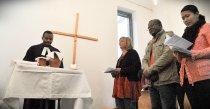 Interkultureller Gottesdienst der VEM. (Foto: Arendra Wiemardo/VEM)