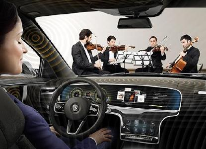 Lautsprecherloses Audiosystem mit exzellenter Akustik