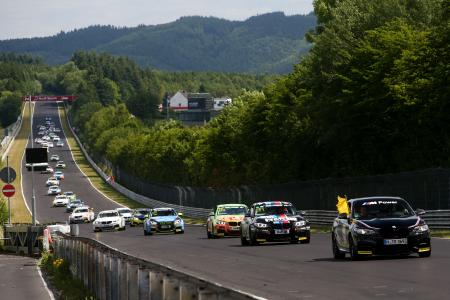 BMW M235i Racing Cup, VLN, Nürburgring