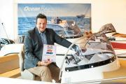 Freut sich über die Auszeichnung – Christoph Steinkuhl, Geschäftsführer des Testsiegers AWN