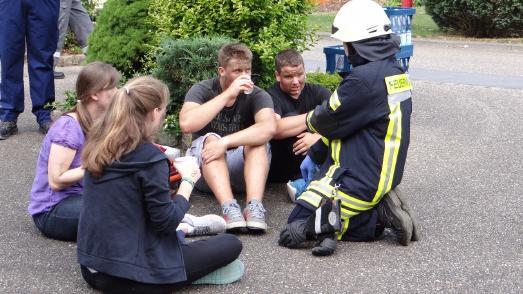 Feuerwehrübung 4