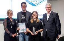 "AIRTEAM Roof-Inspector gewinnt ""degewo Innovationspreis: Smart Up the City 2018"""