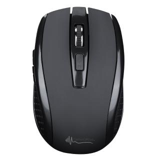 GeneralKeys Office-Set leise Funk-Tastatur-Maus-Kombination, 2,4 GHz, 10 m, silent