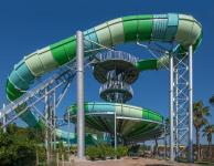 World's First Storm Racer Waterslide Debuts at Aqualand Frejus, France!