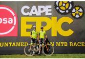 Elmar Sprink und Peter Schermann vom Team Ergon Bike Ergonomics hatten sich schon vorher dazu entschlossen unter diesen Voraussetzungen nicht an den Start zu gehen (Copyrights: Jens Vögele/360°-Kommunikation)