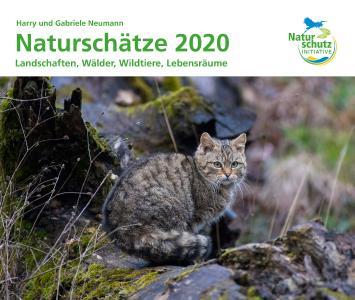 Naturschätze 2020 - Titelblatt - Foto: Naturschutzinitiative e.V. (NI)