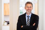 INQUA-Gründer Dr. Martin Hertkorn