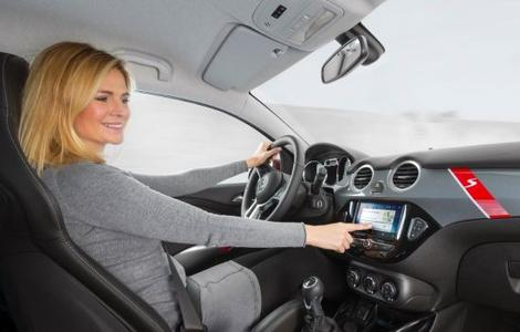 Please touch: The new Opel infotainment system IntelliLink R4.0 with 7-inch color touchscreen, USB and Bluetooth interface for audio and video sources and hands-free module for phone calls