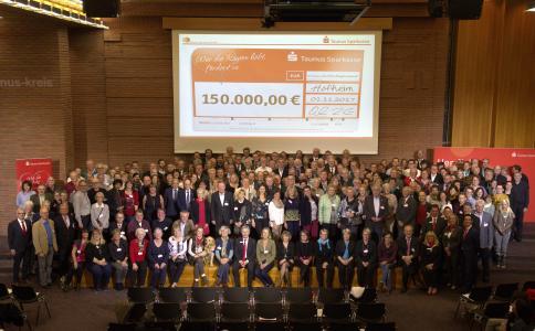 Über 100 Vereinsvertreter aus dem Main-Taunus-Kreis waren gestern im Landratsamt Hofheim