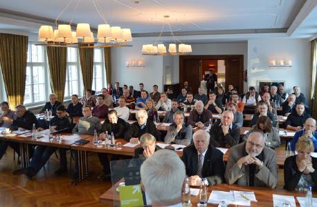 Bezirksversammlung Oberfranken in Scheßlitz