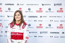 Tatiana Calderon continues as Alfa Romeo Racing ORLEN test driver and ambassador