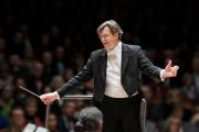 Konzertfoto Tomáš Netopil  (Dirigent), Foto: Hamza Saad