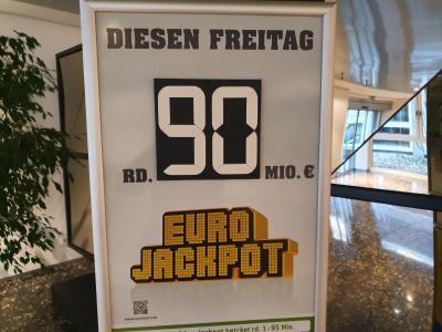 Rekordgewinn in NRW: Der 90-Millionen-Mega-Jackpot ist geknackt!