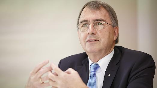 Oberkirchenrat Dieter Kaufmann, Vorstandsvorsitzender der Diakonie Württemberg, geht zum 1. Dezember in den Ruhestand