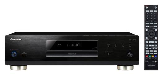 Erstklassige Audio- und Videoqualität mit wirklich allen Disc-Formaten: Pioneer stellt den Universal Disc Player UDP-LX500 vor