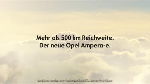 Einfach himmlisch: Der neue Opel Ampera-e macht die bisherige Reichweiten-Angst in E-Mobilen vergessen