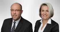 IMMOVATION AG Vorstände: Lars Bergmann und Lilia Nacke