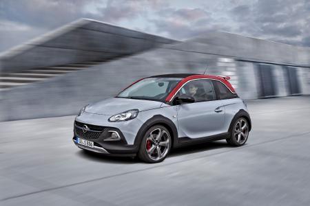 Individualitäts- und Zuverlässigkeits-Champion: Der Opel ADAM (hier der ADAM ROCKS S) begeistert mit stylishem Design, viel Fahrspaß – und dem Sieg in seiner Kategorie als Mängel-Zwerg beim TÜV-Report 2018