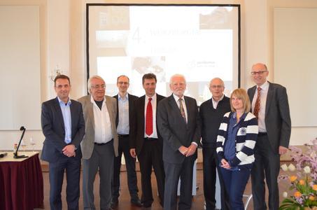 Würzburger Schimmelpilz-Forum - Einige der Referenten von 2014.