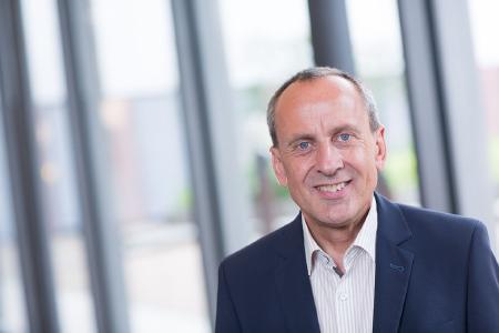 Wissenschaftsminister Prof. Dr. Konrad Wolf, MWWK, Bildnachweis: (c) MWWK / Tomkowitz