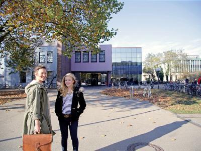Noch freie zulassungsbegrenzte Studienplätze an der TH Lübeck, Foto: TH Lübeck