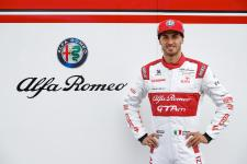 Racing with a legend: Alfa Romeo Racing ORLEN celebrates season start with Giulia GTAm