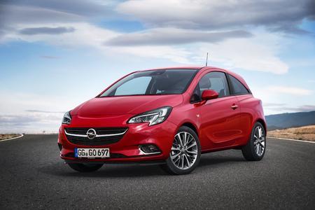 Öko-Champion: Der neue 70 kW/95 PS starke Corsa 1.3 CDTI ecoFLEX mit serienmäßiger Start/Stop-Technologie, Bremsenergie-Rückgewinnungssystem und optionalen rollwiderstandsarmen Reifen reduziert in Kombination mit dem neuen Easytronic-3.0-Getriebe beim Dreitürer den CO2-Ausstoß auf 82 Gramm pro Kilometer. Foto Adam Opel AG