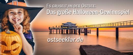 Großes Halloween-Gewinnspiel bei Ostseeklar