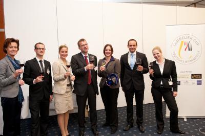 Melanie Layer gewinnt Sommelier-Cup 2011 des Deutschen Weininstituts