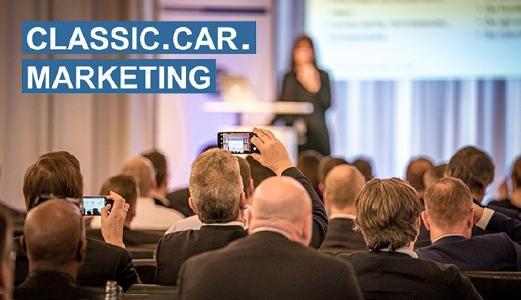 Kongress Classic.Car. Marketing