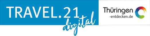 "Logo ""TRAVEL.21 digital"""
