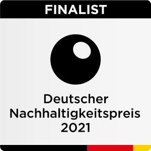 Deutscher Nachhaltigkeitspreis 2021 SIEGEL