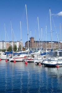 Yachthafen von Tampere
